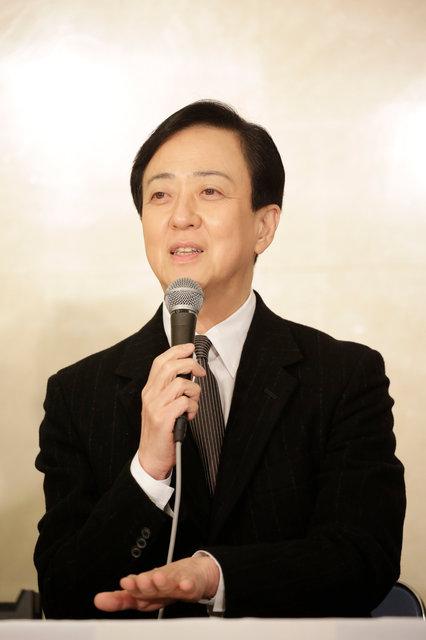 坂東玉三郎×鼓童 特別公演『幽玄』製作発表会見_7