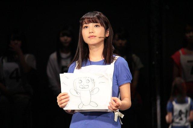 舞台『3人のプリンシパル』与田祐希