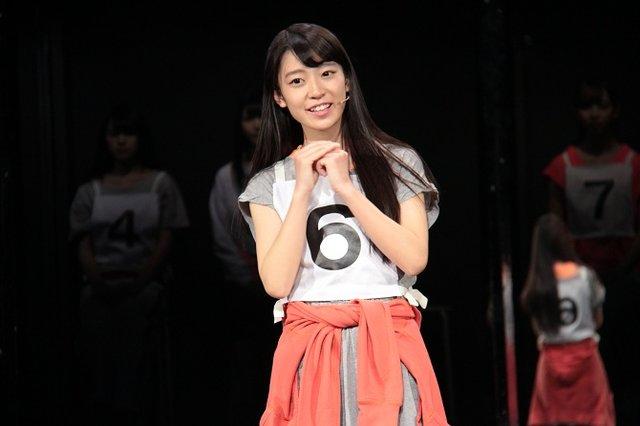 舞台『3人のプリンシパル』阪口珠美