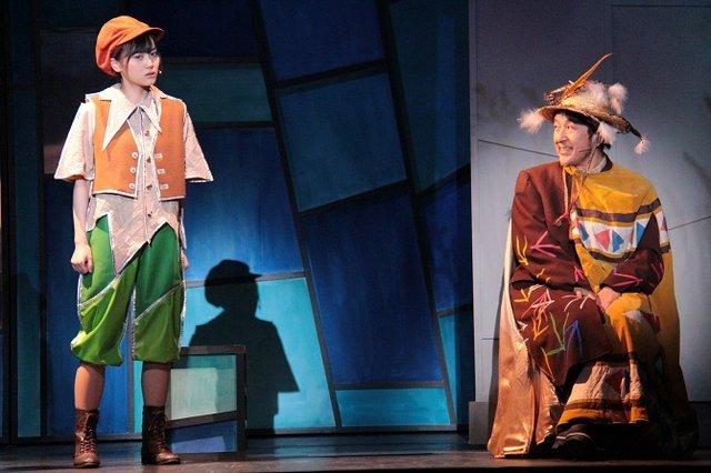 舞台『3人のプリンシパル』ゲネプロ_3