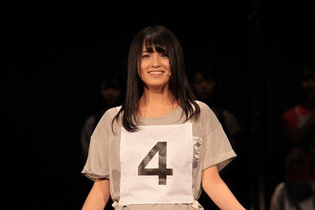 舞台『3人のプリンシパル』大園桃子