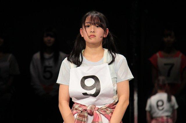 舞台『3人のプリンシパル』向井葉月