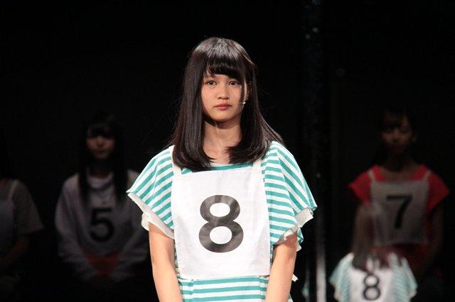 舞台『3人のプリンシパル』中村麗乃