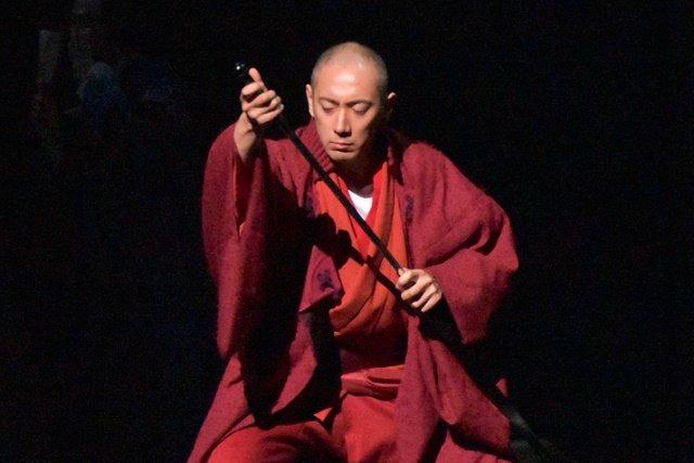 市川海老蔵と寺島しのぶの鮮やかな歌舞伎共演!六本木歌舞伎『座頭市』ゲネプロレポート