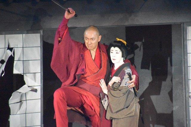 六本木歌舞伎『座頭市』ゲネプロレポート_7
