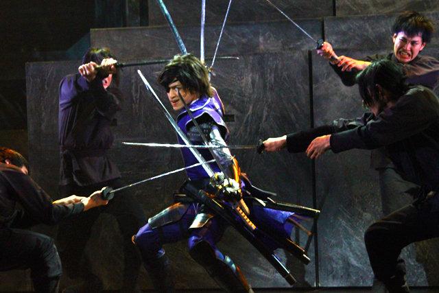 斬劇『戦国BASARA』関ヶ原の戦いゲネプロ_6