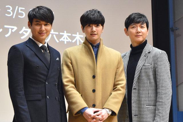 超新星のソンジェ、サプライズで劇中曲をアカペラ披露!韓国ミュージカル『インタビュー~お願い、誰か僕を助けて~』製作発表