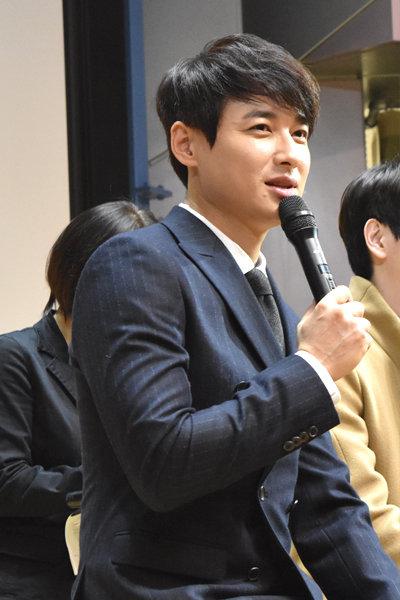 韓国ミュージカル『インタビュー~お願い、誰か僕を助けて~』製作発表_4