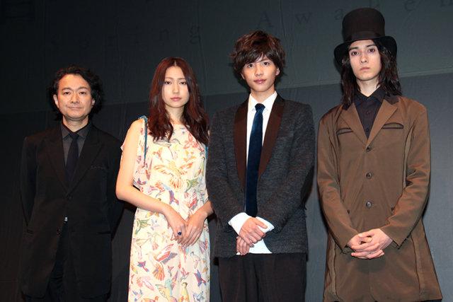 志尊淳「プライドを捨てる!」舞台『春のめざめ』製作発表&KAAT2017ラインナップ発表