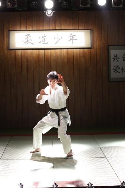 Dステ20th『柔道少年』公開ゲネプロ_8