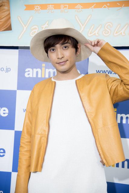 矢田悠祐2ndシングル「晴レ色メロディー」発売記念イベントでファンを笑顔に