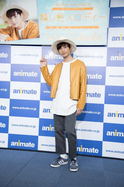 矢田悠祐2ndシングル「晴レ色メロディー」発売記念イベント_5