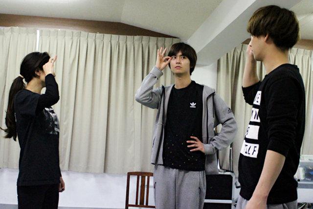 『熱海殺人事件 NEW GENERATION」稽古場レポート_9