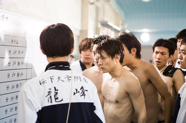 ドラマ『男水!』第5話場面写真_2