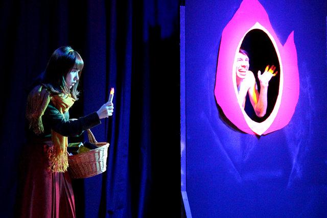 『舞台 増田こうすけ劇場 ギャグマンガ日和 ~奥の細道、地獄ランウェイ編~』公開ゲネプロ_5