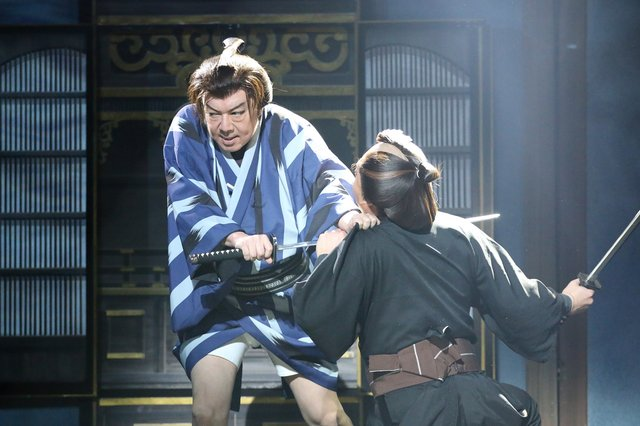 古田新太主演、劇団☆新感線『乱鶯』がゲキ×シネとして4月より全国で上映スタート!