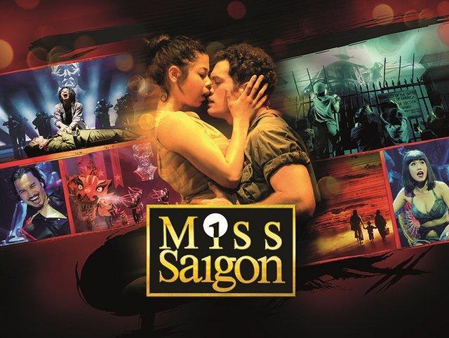 映画『ミス・サイゴン 25周年記念公演 in ロンドン』