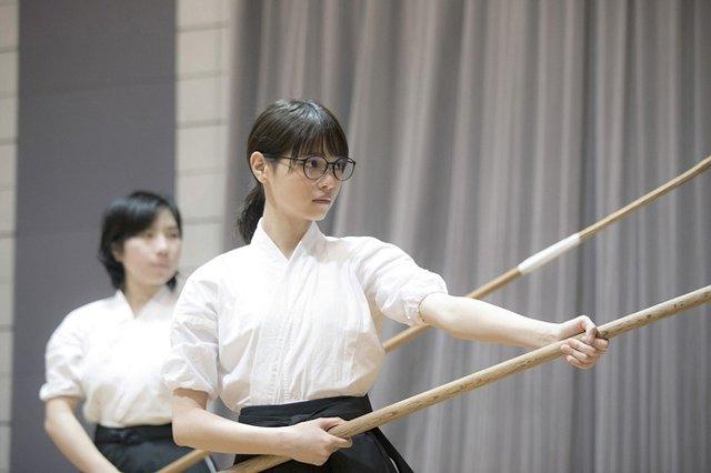 映画『あさひなぐ』西野七瀬