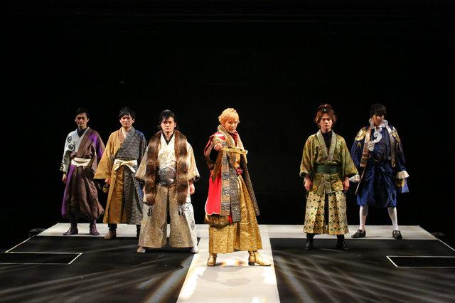 『SENGOKU WARS~RU・TENエピソード2~猿狸合戦』公開ゲネプロ_13