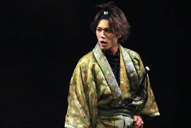 『SENGOKU WARS~RU・TENエピソード2~猿狸合戦』公開ゲネプロ_5