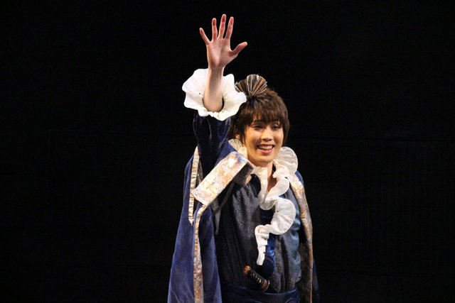 『SENGOKU WARS~RU・TENエピソード2~猿狸合戦』公開ゲネプロ_7