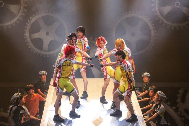 舞台『弱虫ペダル』新インターハイ篇~スタートライン~大阪公演の舞台写真到着!東京公演事前イベントも開催決定