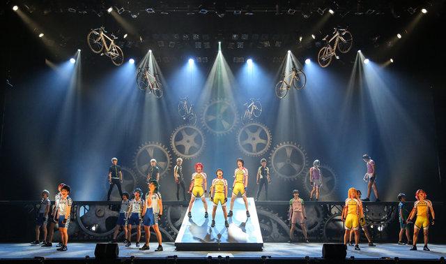 舞台『弱虫ペダル』新インターハイ篇~スタートライン~大阪公演舞台写真_9