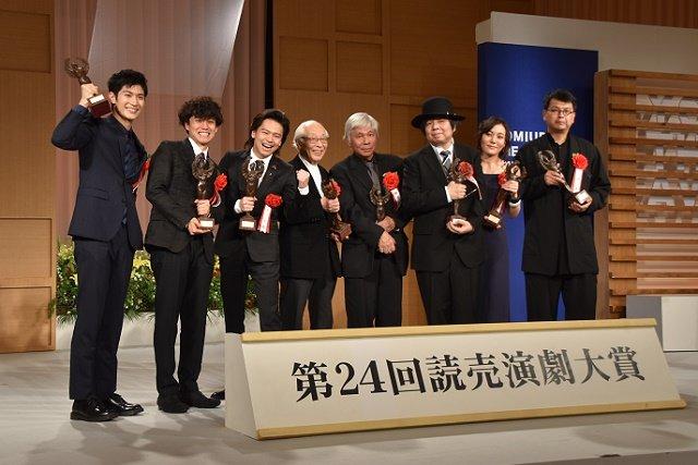 読売演劇大賞授賞式1_11