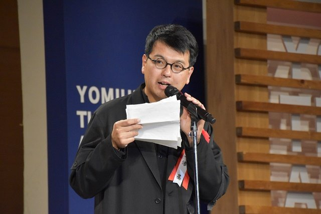 読売演劇大賞授賞式1_4