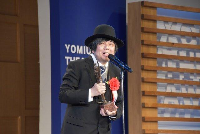 読売演劇大賞授賞式1_5