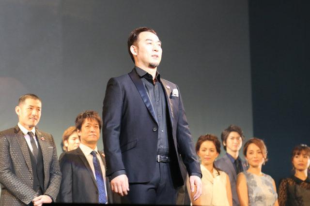ミュージカル『レ・ミゼラブル』製作発表記者会見_福井晶一
