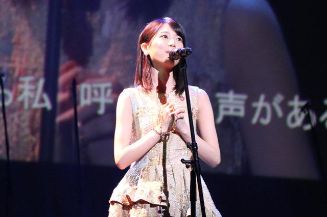 ミュージカル『レ・ミゼラブル』製作発表記者会見_生田絵梨花(乃木坂46)