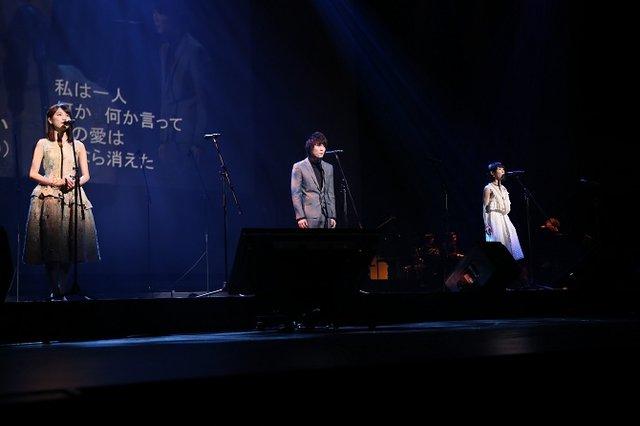 ミュージカル『レ・ミゼラブル』製作発表記者会見_歌唱披露