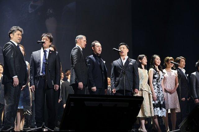 ミュージカル『レ・ミゼラブル』製作発表記者会見_歌唱披露2