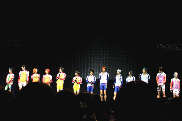舞台『弱虫ペダル』新インターハイ篇~スタートライン~東京公演直前SPイベントレポート_10