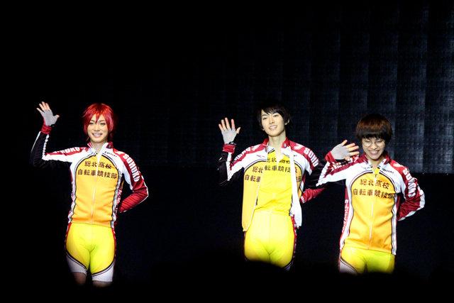 舞台『弱虫ペダル』新インターハイ篇~スタートライン~東京公演直前SPイベントレポート_8