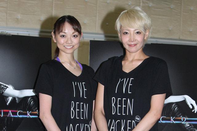 柚希礼音、『REON JACK2』で上野水香と妖艶なタンゴ 「不思議な化学反応が出れば」公開稽古レポート