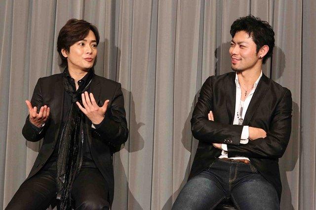 映画『ミス・サイゴン』公開記念トークイベントに泉見洋平&上原理生が登場!