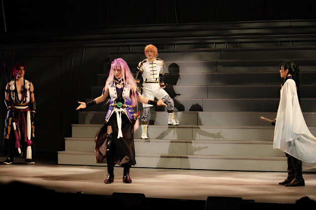 ミュージカル『刀剣乱舞』〜三百年の子守唄〜公開ゲネプロ_13