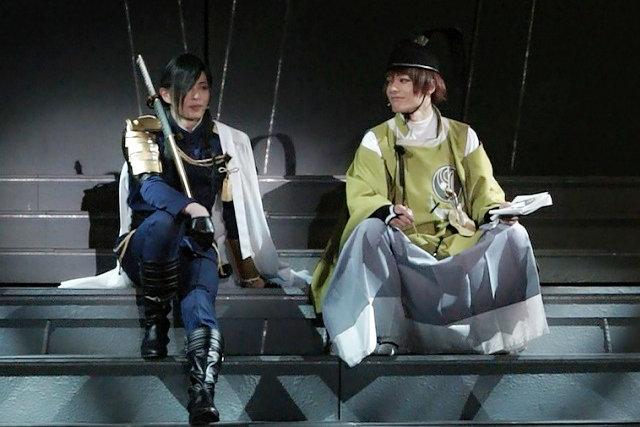 ミュージカル『刀剣乱舞』〜三百年の子守唄〜公開ゲネプロ_15