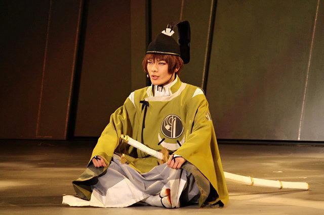 ミュージカル『刀剣乱舞』〜三百年の子守唄〜公開ゲネプロ_3