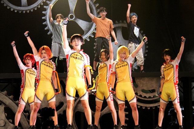 灼熱のレース再び!舞台『弱虫ペダル』新インターハイ篇~スタートライン~東京公演ゲネプロレポート