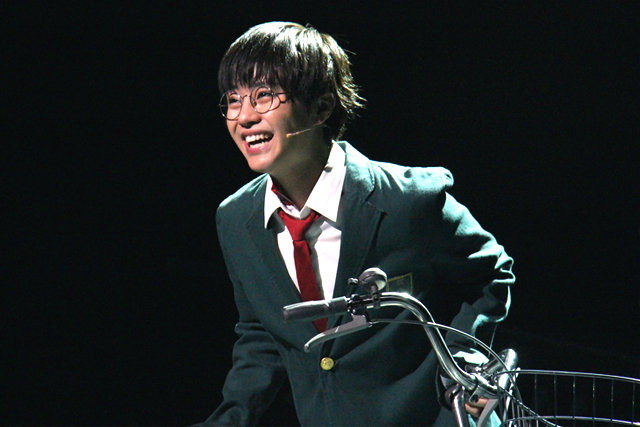 舞台『弱虫ペダル』新インターハイ篇~スタートライン~東京公演ゲネプロ_2