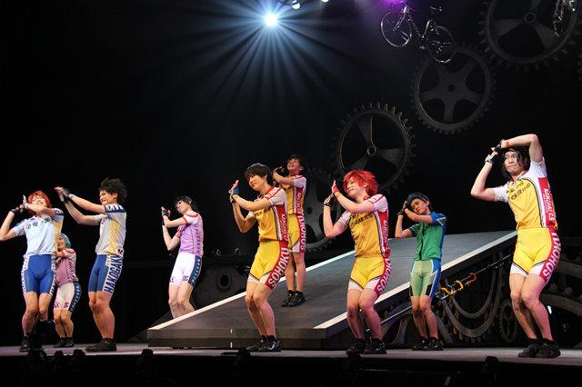 舞台『弱虫ペダル』新インターハイ篇~スタートライン~東京公演ゲネプロ_9