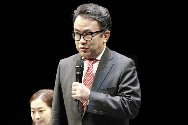 舞台『不信~彼女が嘘をつく理由』初日直前会見_三谷幸喜