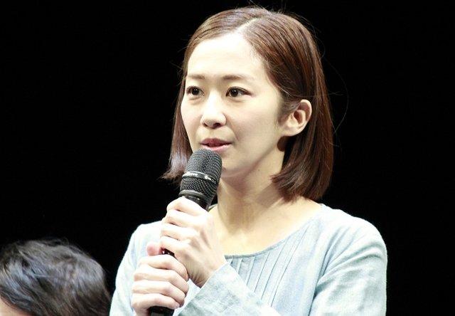舞台『不信~彼女が嘘をつく理由』初日直前会見_優香