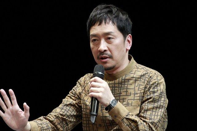 舞台『不信~彼女が嘘をつく理由』初日直前会見_栗原秀雄
