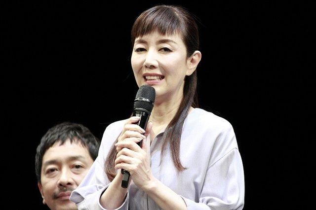 舞台『不信~彼女が嘘をつく理由』初日直前会見_戸田恵子