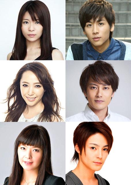 鈴木勝秀による伝説のリーディングドラマ『シスター』貴城けい&小西遼生ら3組みのペアで