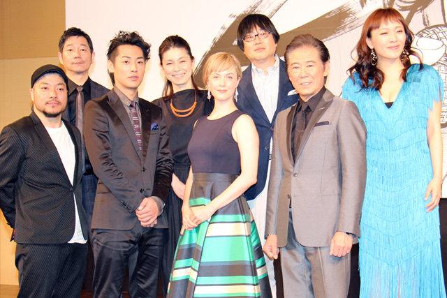 関ジャニ∞の安田章大が「魂の声を言葉にのせる!」『俺節』製作発表
